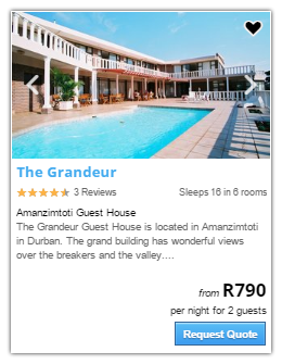 Amanzimtoti Accommodation3